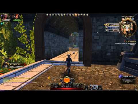 Танкист играет в Neverwinter (+ бонус коды к игре)