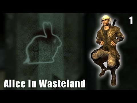 Fallout New Vegas Mods: Alice in Wasteland - Part 1