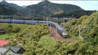 Nゲージ・鉄道模型 KATO 24系25形 寝台特急「富士」