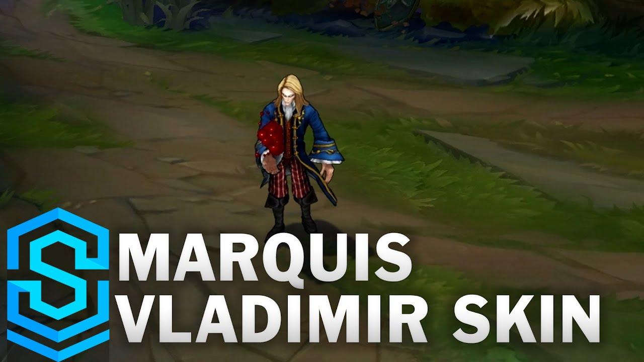 Vladimir spotlight