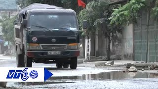 Cả thôn kêu cứu vì xe tải làm nứt nhà | VTC