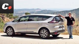 Renault Espace - Prueba coches.net / Test / Review en español (2015)