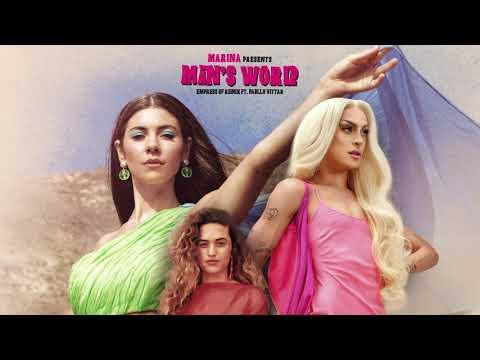 MARINA - Man's World (Empress Of Remix) [feat. Pabllo Vittar] (Official Audio)