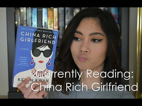 Book of the Week: China Rich Girlfriend Mp3