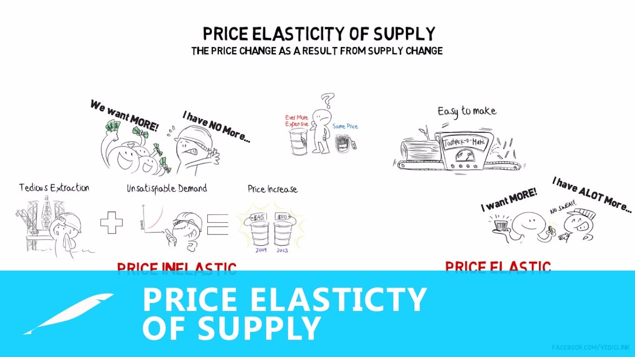 economics elasticity of demand and supply sba Cross elasticity of demand measures the quantity demanded of one good in response to a change in price of another  learn about one of the most fundamental concepts of economics - supply and.