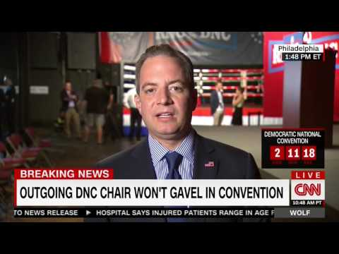 RNC Chairman Reince Priebus On CNN