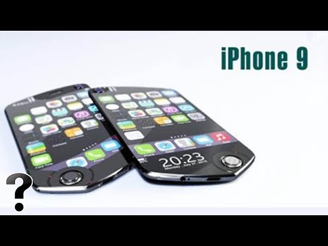 What Would Have The iPhone 9 Looked Like?