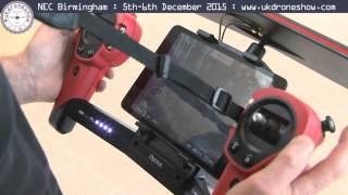 UK Drone Show - Parrot (UK)