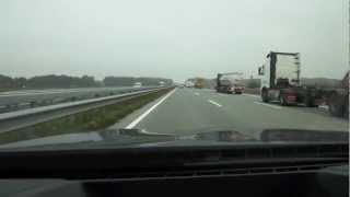 BMW M5 F10 314km/h