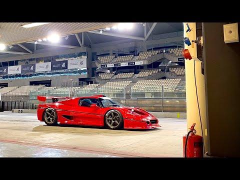 UNICORN - Ferrari F50 GT1 POV