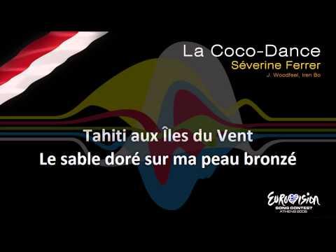 "Séverine Ferrer - ""La Coco Dance"" (Monaco)"