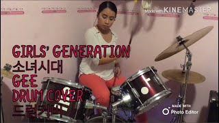 GIRLS' GENERATION 소녀시대 GEE DRUM COVER 드럼커버