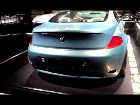 BMW Z9 GT - YouTube