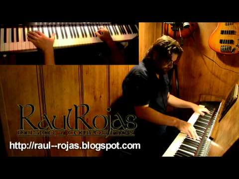 RAUL ROJAS - La nuit [JEAN PHILIPPE RAMEAU] Piano solo cover Les choristes