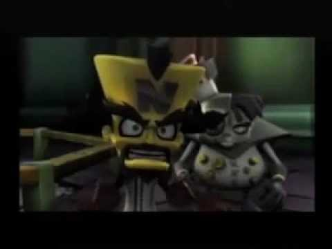 Lex Lang is Dr. Neo Cortex