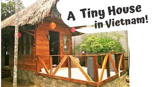 A Tiny House In Vietnam | Treehouse For Grandchildren