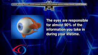 EyePort Vision Training System - Mansion Select