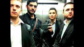 Quatour – A. Desenclos  (SQ4 saxophone quartet)