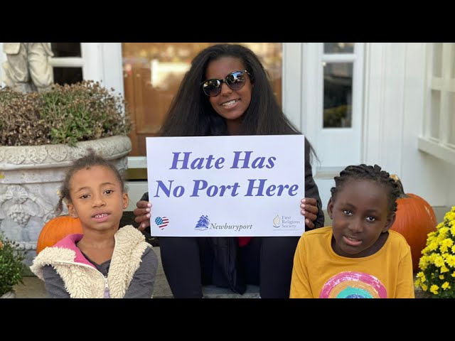 How a Community Came Together to Convey an Anti-Racist Message