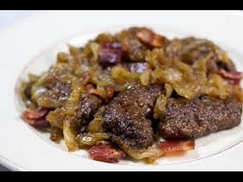 Liver And Bacon | RECIPES TO LEARN | EASY RECIPES