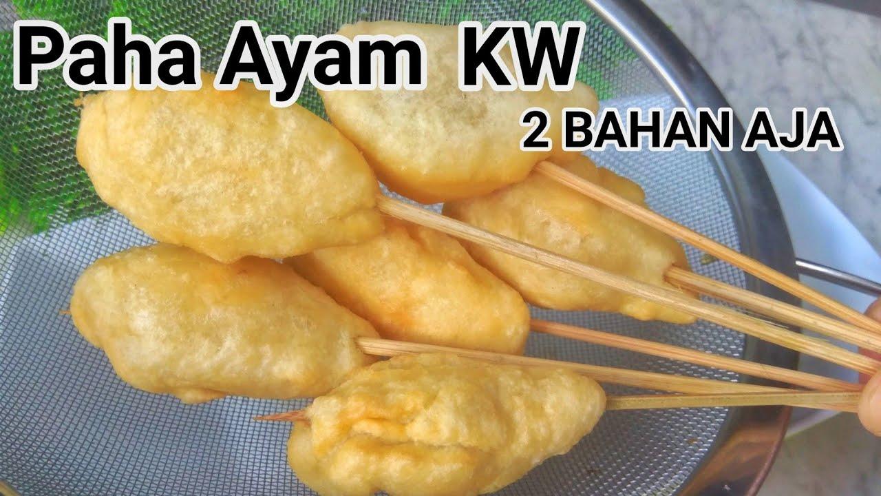 Ide Jualan 500an Paha Ayam Kw Youtube