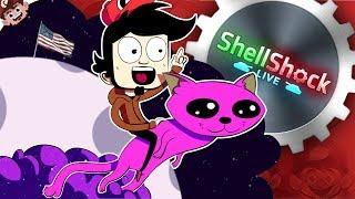 SUPER CAT IS AWESOME! | The NUKE is Unlocked! (Shellshock Live w/ Friends)