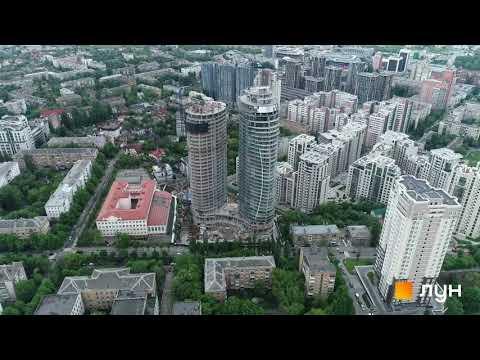ЖК Taryan Towers, Київ – Аерообліт 2020 від ЛУН