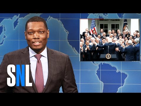 Download Youtube: Weekend Update on the AHCA - SNL