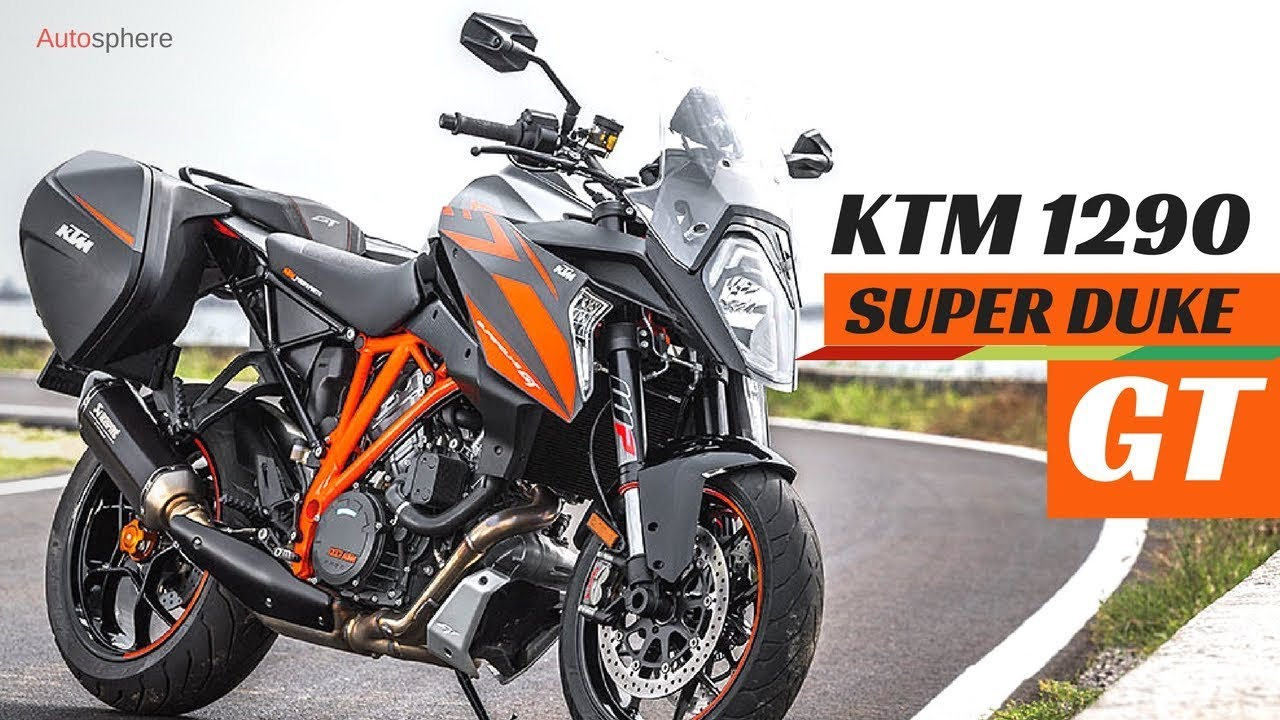 ready to race 2018 ktm 1290 super duke gt with single. Black Bedroom Furniture Sets. Home Design Ideas