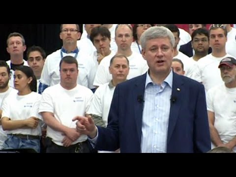 Sunday Scrum: Challenging week for the Harper government