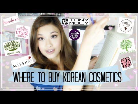 Where I Buy Korean Beauty, Skincare, and Cosmetics ♥ The Beauty Breakdown