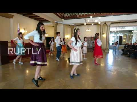 Syria: Russian Centre opens in Damascus State University