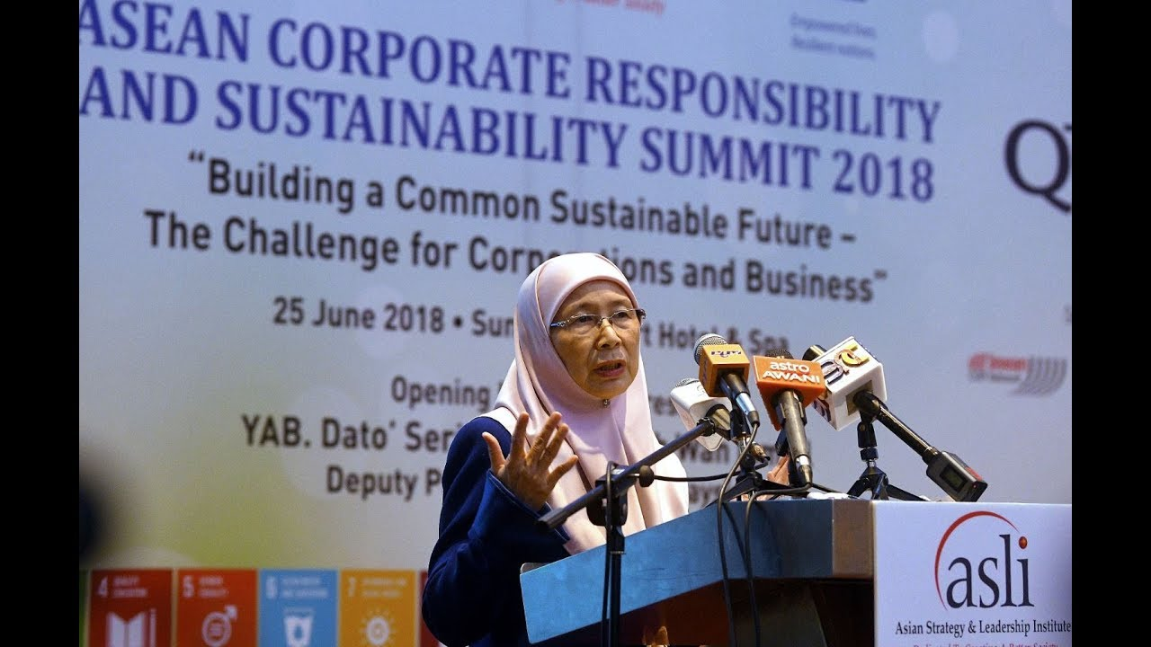 1MDB scandal a result of leadership without conscience, says Wan Azizah