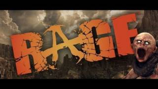 Rage: Official HD Gameplay Trailer