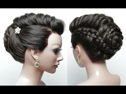 Tutorial: Wedding Prom Updo Hairstyle For Long Hair