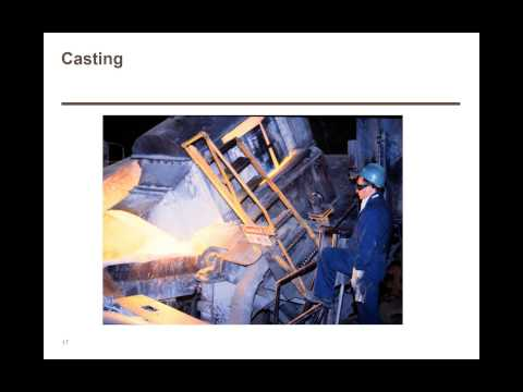 CBSA e-Training Webinar: Copper and Copper Alloy Rod Production and Usage