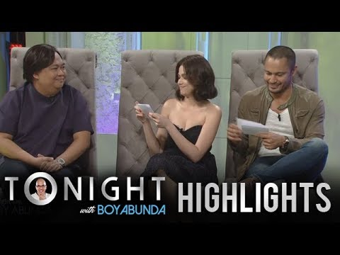 TWBA: Fast Talk with Direk Ruel Bayani