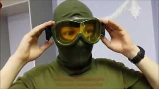 Обзор противоосколочной маски Bolle