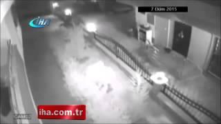 Antalya'da deprem anı