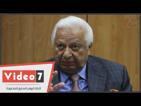 اليوم السابع :أحمد عكاشة: نسب المدمنين فى مصر حوالى 1% والمحتاجين لعلاج يمثلون 0.5%