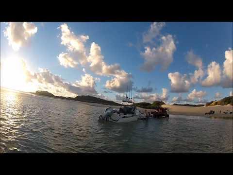 Fraser Offshore Fishing 2012