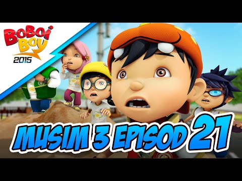 BoBoiBoy Episod 21: Episod Khas Jagalah Bumi (Bahagian 1)