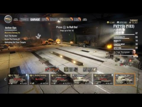 World of Tanks death star 6500 damage in 4 shots
