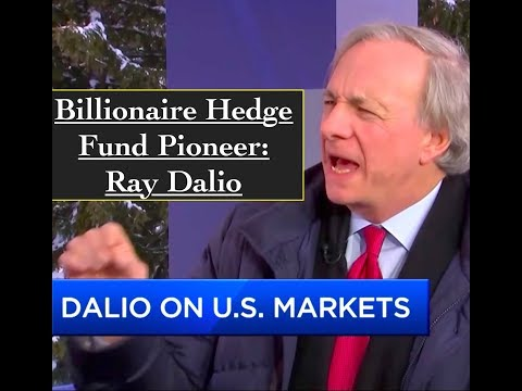 Bridgewater's Ray Dalio Davos 2018 Interview