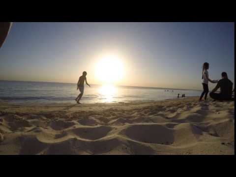 Sunrise Ras Tanura Beach - Saudi Arabia