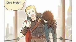 Funny THOR & LOKI Comics | Thorki comics: GET HELP!!