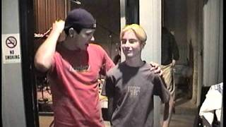 Blink 182 and Jared Hren back in 1999