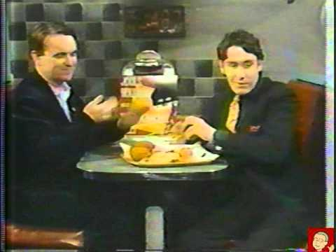 Jools Holland & Chris Difford - MTV Guest VJ - Day 1 - Sept 7, 1984