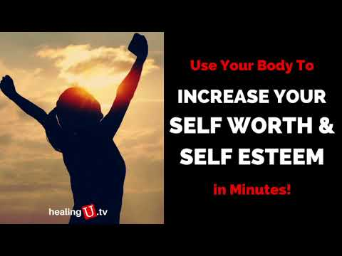 Boost Your Self Confidence Fast! | How To Increase Your Self Worth & Self Confidence