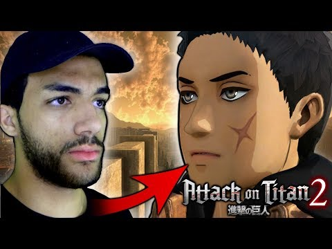 CHARACTER CREATION! Attack On Titan 2 | Story Mode #1 Gameplay
